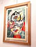 beauty of liberty and equality vente achat collab obey sandra chevrier print achat vente tarifs