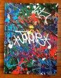 jonone, john perello, the chronicles, monographie jonone, , street art jonone